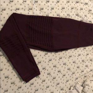DYI Pants - Mesh Detail Leggings